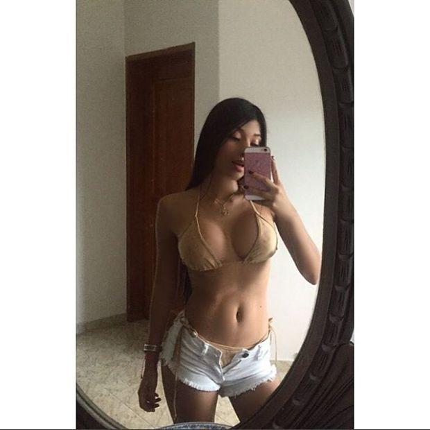 Luiza Fernanda (Foto: Reprodução do Instagram)