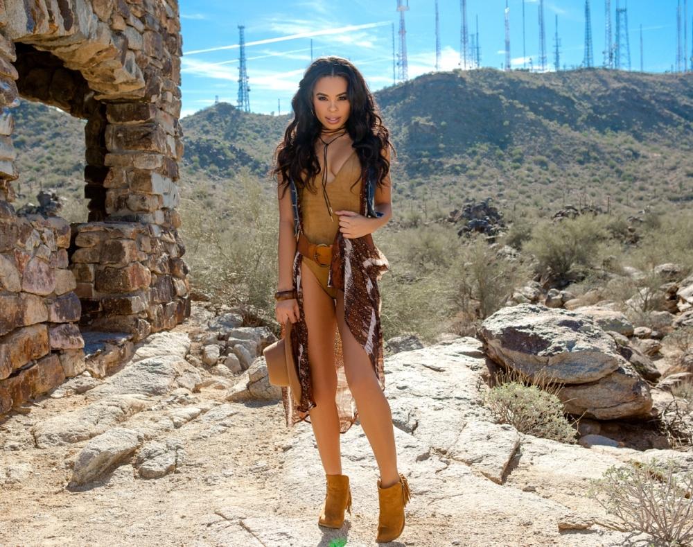 Briana Ashley (Foto: Cassandra Keyes / Playboy)