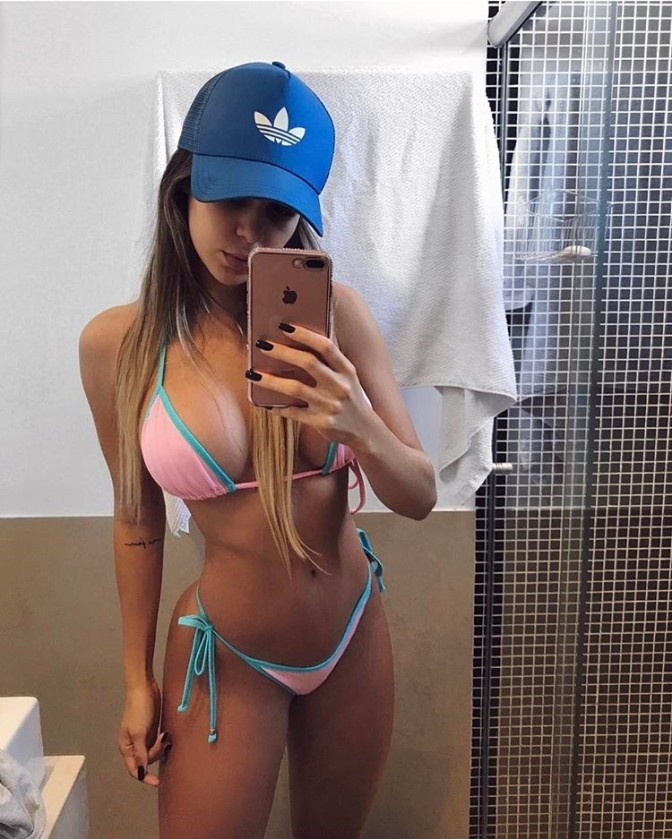 Alessandra Prado (Foto: Reprodução do Instagram)