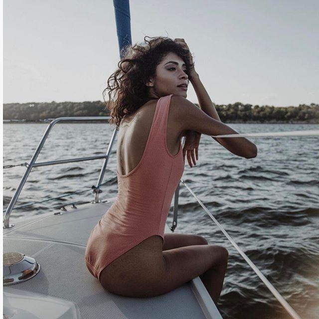Briana Dija Palacios (Foto: Reprodução do Instagram)