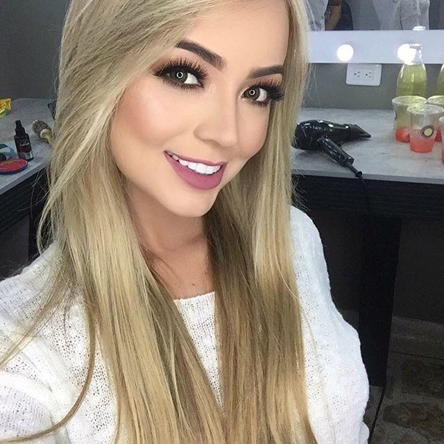 Valentina Gallego (Foto: Reprodução do Instagram)