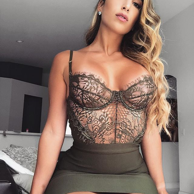 Isabella Buscemi (Reprodução Instagram)