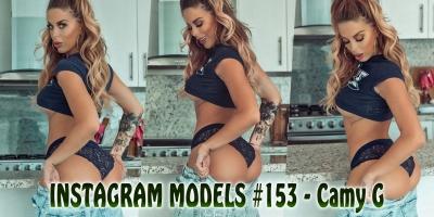 Instagram Models #153 - Camy G